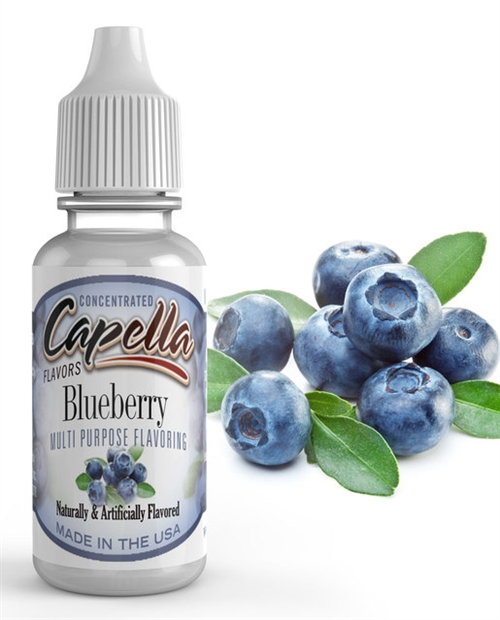 Capella - Blueberry Flavor concentrate 118 ml