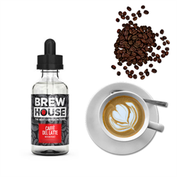 Brew House - CAFFÈ DEL LATTE 60 ml
