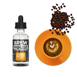Brew House - CARAMELLO MACCHIATO 60 ml