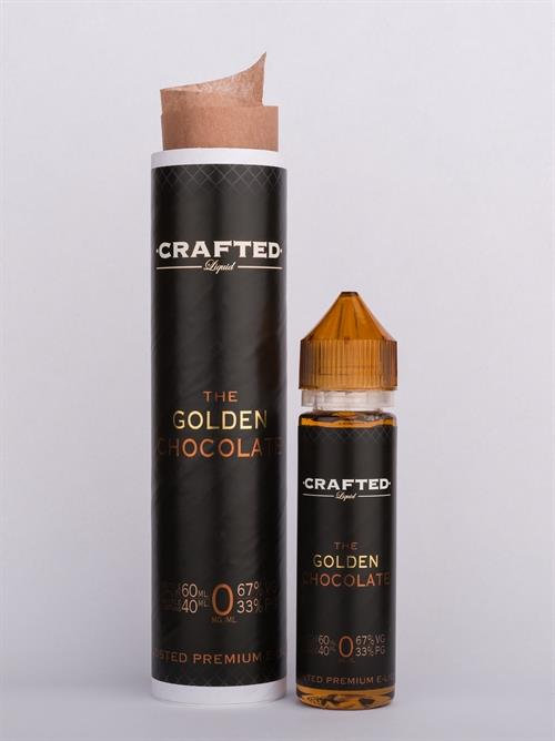 60 ml Crafted The Golden Chocolate