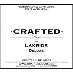 60 ml Crafted Pure Licorice / lakrids