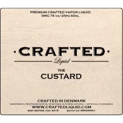 60 ml Crafted Custard