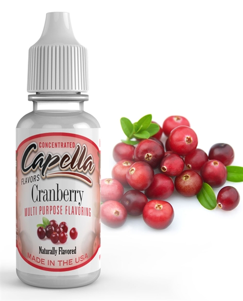 Capella - Cranberry Flavor concentrate 13 ml