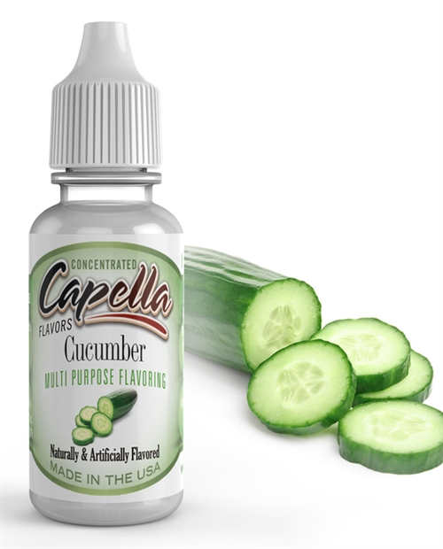 Capella - Cucumber Flavor concentrate 118 ml