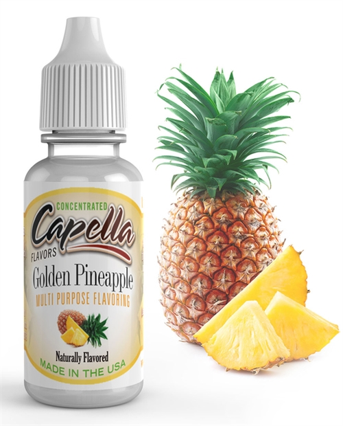 Capella - Golden Pineapple Flavor concentrate 118 ml
