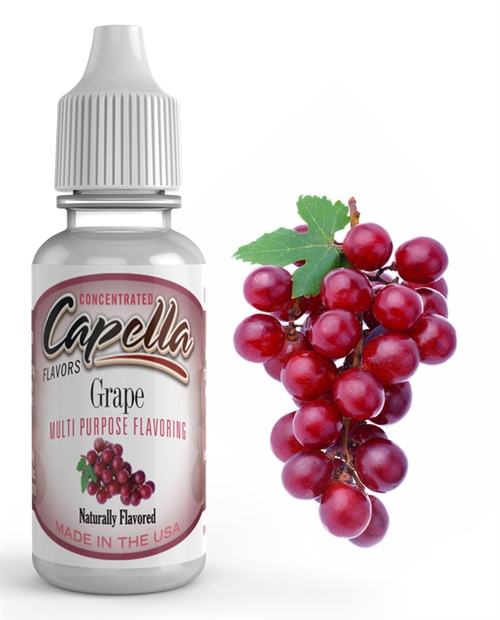 Capella - Grape Flavor concentrate 13 ml