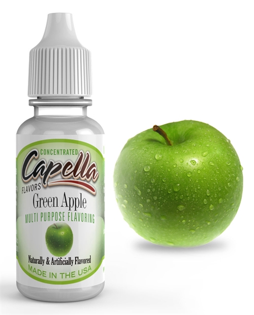 Capella - Green Apple Flavor concentrate 118 ml