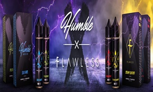 HUMBLE X FLAWLESS E-Juice