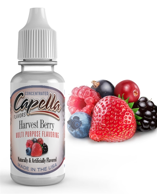 Capella - Harvest Berry Flavor concentrate 13 ml