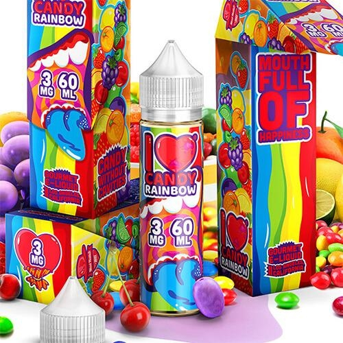 I Love Candy Rainbow 100 ml