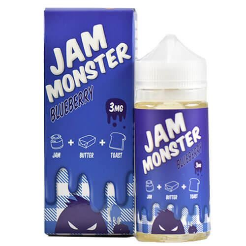 Jam Monster - Blueberry 100 ml