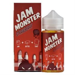 Jam Monster - Strawberry 100 ml