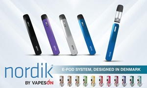 Nordik by Vapeson Pods