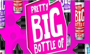 Pretty Big Bottle E-Juice