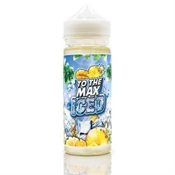 TO THE MAX - MANGO PINEAPPLE Iced 120ml