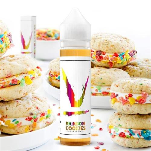 RAINBOW COOKIES - A.K.A SNITCH 60 ML