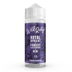 Wild Roots - Royal Apricot Forest Blackcurrant Acai 60 ml