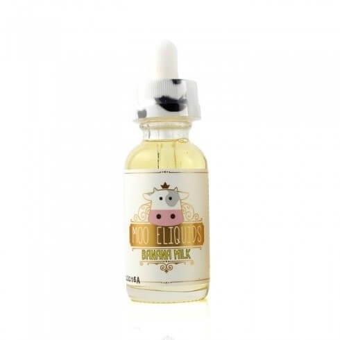 Moo - Banana Milk 60 ml