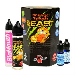 Big Mouth - Beast - Orange Splash 60 ml