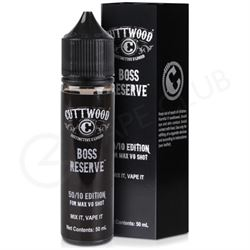 Cuttwood - Boss Reserve 60ml
