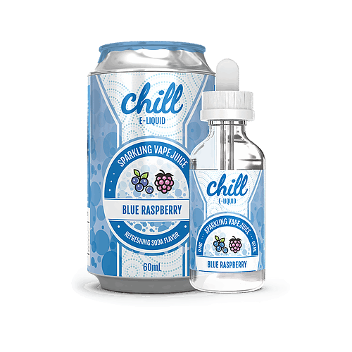 Chill Blue Raspberry 60 ml