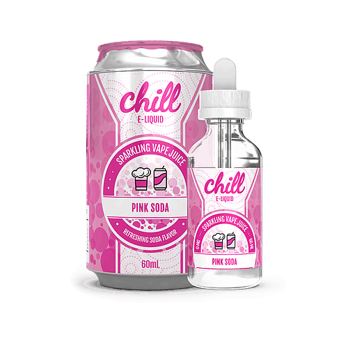 Chill Pink Soda 60 ml