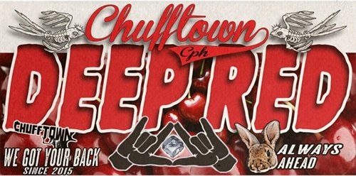 Chuff Town - Deep Red
