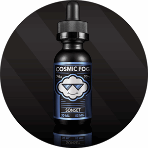 SONSET Cosmic Fog 60 ml