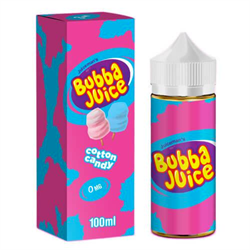 Bubba Juice - Cutton Candy 100 ml