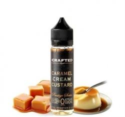 Crafted - Caramel Cream Custard 60ml