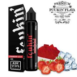 Strawberry Jello 60 ml (nogle leveres som 2x30 ml)