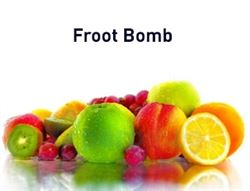 Froot Bomb -smag 30 ml