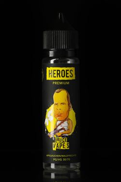 Heroes - Bruce Vapes 60 ml