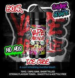 Vape Avenue - Ice Cube 60 ml