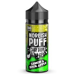 Moreish Puff - Lemon & Sour Appple 120 ml