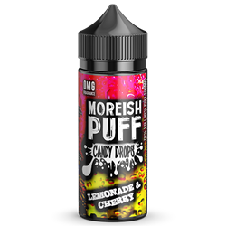 Moreish Puff - Lemonade & Cherry 120 ml