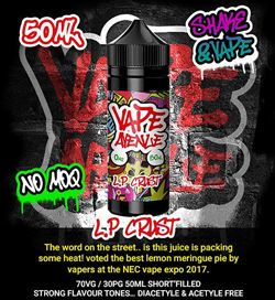 Vape Avenue - L.P Crust 60 ml