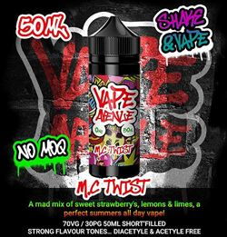 Vape Avenue - M.C Twist 60 ml