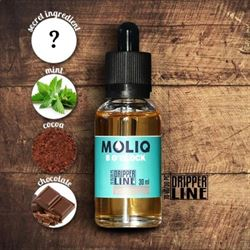 Moliq 8 O'clock 70/30 30 ml