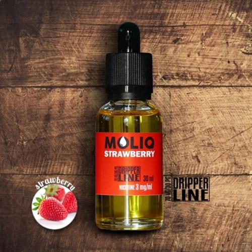 Moliq Strawberry 70/30 30 ml