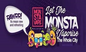Monsta Vape E-Juice