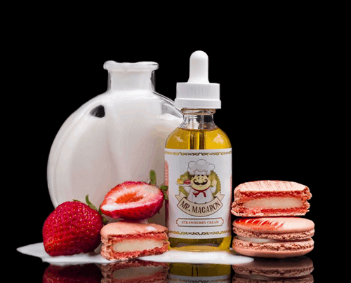 STRAWBERRY CREAM 60 ml
