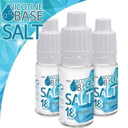 Nikotin SALT base 50/50 PG/VG