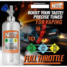 NOS - Full Throttle 60 ml