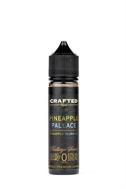 Crafted - Pineapple Pallace 60ml