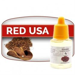 Hangsen - Red Usa Tobak 10 ml