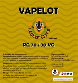 Vapealot - Papaya 120ml