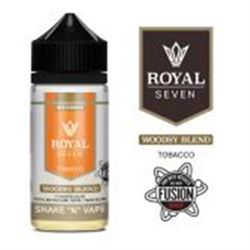 Halo Royal - Woodsy Blend 100 ml